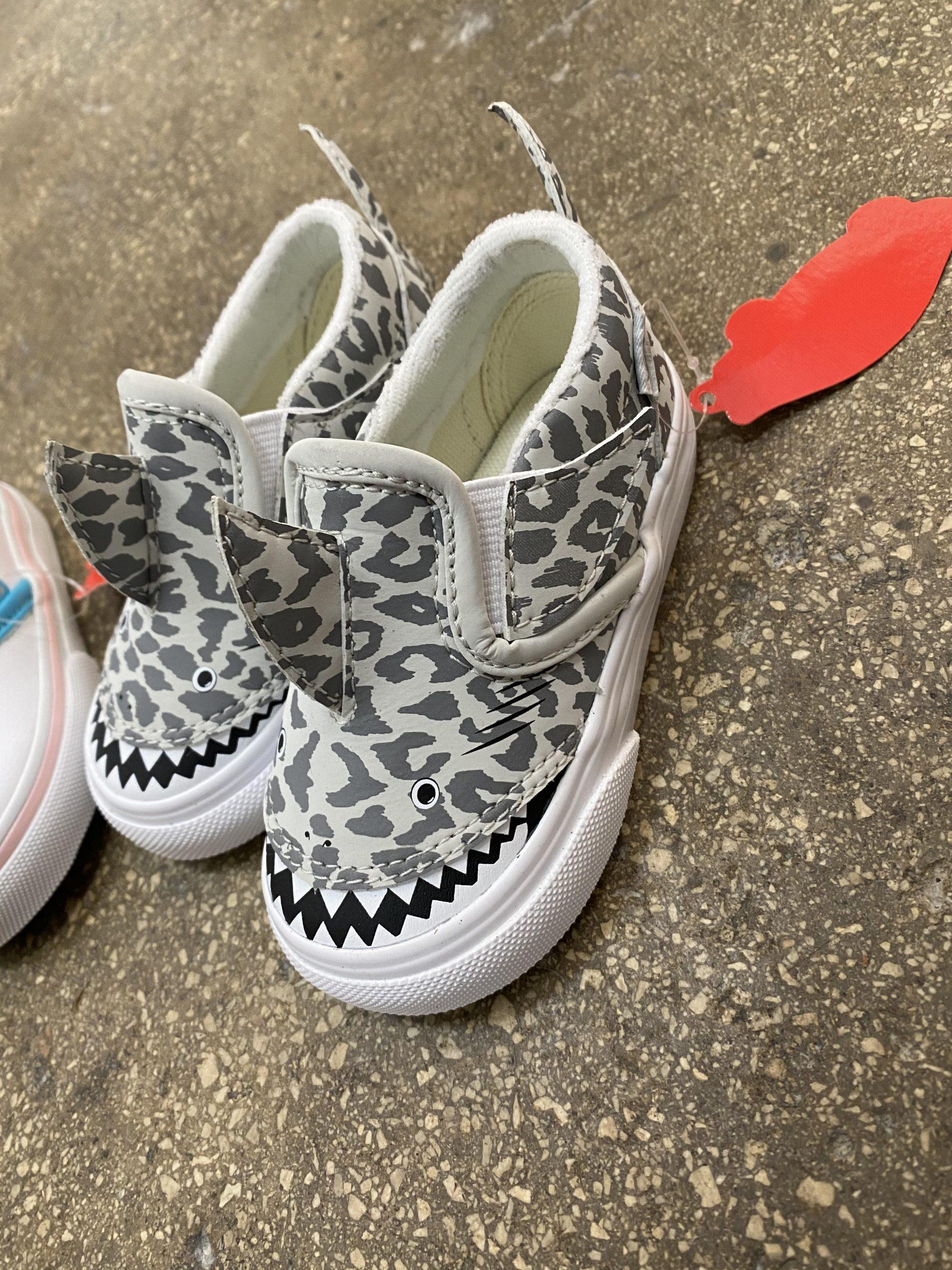 Scarpe vans unicorno e squalo dal 20 al 26 - Tofino Shop